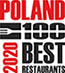 Poland 100 best restarants 2020